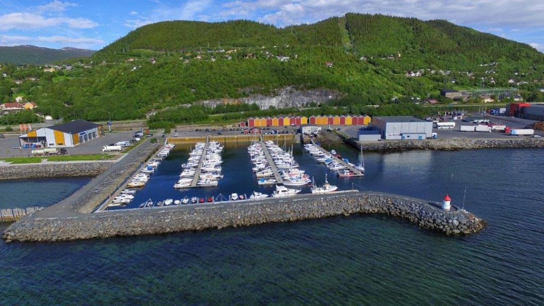 Mosjøen Båtforening - Pålgarden Marina (1)
